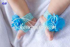 Pies descalzos para bebés paso a paso - Imagui