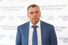 Глава Госсовета РК В.Константинов