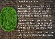 AS RECEITAS DE CROCHÊ: RECEITA DA SOLA DOS SAPATINHOS DE BEBE EM CROCHE EM TODOS OS TAMANHOS