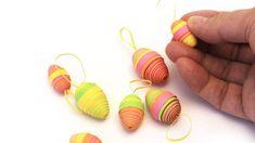 Quilling Mini-eggs