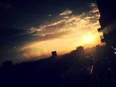 Sunset Butantã, SP. Brasil. #essepe #saopaulo #sampa