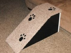 Dog Ramps 18 Inches High Pet Steps Dog Steps by HamptonBayPetSteps, $99.00 -- easier on the joints for older dogs