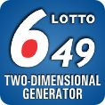 Lotto Winner for Canada 6/49