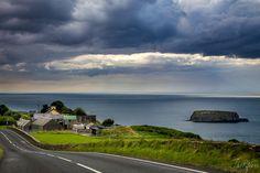 Irish Landscape by Tashfeen Karamat Irish Landscape, Landscapes, Mountains, Nature, Travel, Paisajes, Viajes, Naturaleza, Destinations