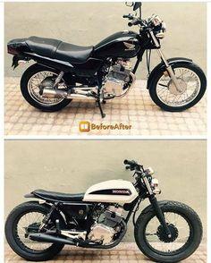 Honda Nighthawk 250cc