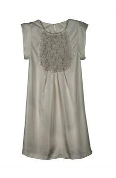 delightful grey dress • paul & joe