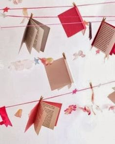 Bookworm Party : Banner