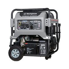 Westinghouse 10KPRO Gas Powered Portable Generator with Remote Electric Start - 10000 Running Watts and 12500 Starting Watts - CARB Compliant. For product info go to:  https://www.caraccessoriesonlinemarket.com/westinghouse-10kpro-gas-powered-portable-generator-with-remote-electric-start-10000-running-watts-and-12500-starting-watts-carb-compliant/