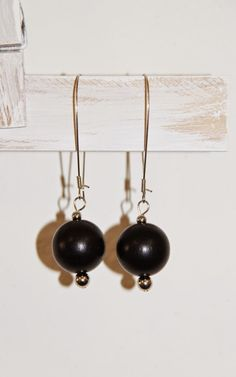 earrings wood