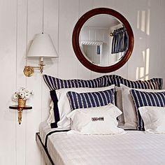 Sail Away {Coastal Colors: Blue & White}