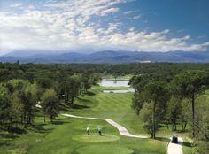 Cinco campos de golf de la Costa Brava entre los 50 mejores de Europa