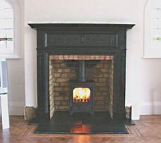 Image result for edwardian fireplace