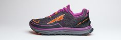 The new Timp trail shoe from Altra serves up a cushy, comfortable ride with exceptional traction.