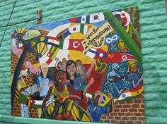Guided West End Mural tour for two. Provided by the West End BIZ. Win A Trip, Walking Tour, Architecture Art, Murals, The Neighbourhood, I Am Awesome, Ethnic, Bucket, Canada