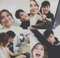 Oh my gosh Successful Relationships, Relationship Goals, Conversation Starters For Couples, Afraid To Lose You, Daniel Padilla, Cant Help Falling In Love, Kathryn Bernardo, Couple Romance, True Love Stories