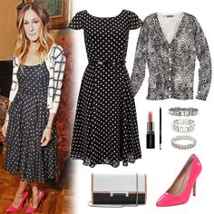 spring fashions for women over 50 | Read More Celebrity Style Dresses Shopping Sarah Jessica Parker