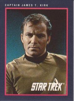 Capt James T Kirk
