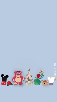 iPhone Wall - Disney tjn
