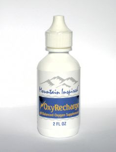 OxyRecharge-pH Balanced Oxygen Supplement