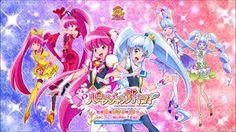 Image result for happiness charge pretty cure