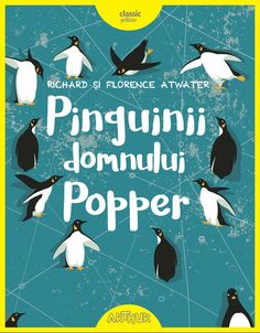 Pinguinii domnului Popper - Ce ai face daca ai avea un pinguin? Books To Read, My Books, Jim Carrey, Teaching Resources, Florence, Things I Want, About Me Blog, Film, Reading