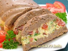 This recipe for Slovenian ham loaf or mleto sunka is a perfect way to use up leftover ham. Croatian Recipes, Hungarian Recipes, Russian Recipes, Loaf Recipes, Cheese Recipes, Cooking Recipes, Ham Loaf, Slovenian Food, Eastern European Recipes