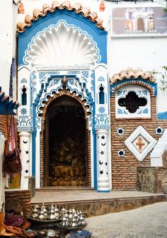 Must See: Chefchaouen, Morocco | Free People Blog #freepeople