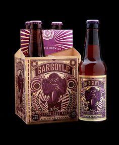 Ballistic Brewing: Designed by Stranger & Stranger