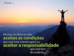 Familia.com.br | Dez coisas que você precisa deixar de lado se quiser seguir em frente #Seguiremfrente