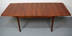 Mid Century Classic T5 Teak Dining Table by McIntosh
