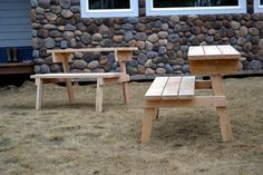 Free Picnic Table Plans Large - WoodWorking Projects & Plans