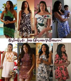 Jane the virgin looks