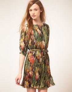 Ted Baker Tulip Print Shift Dress, wow!