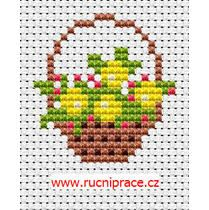 Kreuzstich Flower basket cross stitch, basket # cross stitch Tips On How To Care For Your De Fall Cross Stitch, Dragon Cross Stitch, Tiny Cross Stitch, Cross Stitch Bookmarks, Cross Stitch Cards, Simple Cross Stitch, Cross Stitch Flowers, Cross Stitch Designs, Cross Stitch Patterns