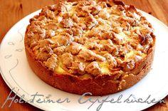 Lillesol und Pelle: Holsteiner Apfelkuchen    Den muss ich am nächsten Wochenende unbedingt machen!