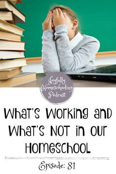 Catching up with a friend of mine in this episode, we are chatting about whats working in our homeschool and what is NOT. Sharing some of our favorite homeschool resources, tips and more. Kindergarten Homeschool Curriculum, Homeschool Blogs, Homeschooling Resources, Benefits Of Homeschooling, Choices, Blogging, Encouragement, University, Parenting