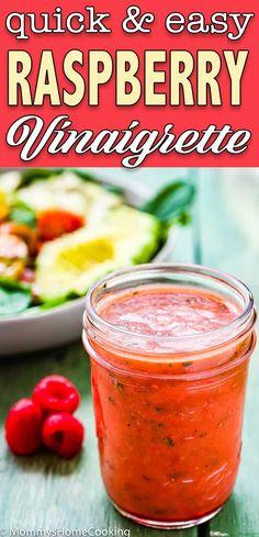 Añadir Pin de imagen Eggless Recipes, Beef Recipes, Soup Recipes, Cooking Recipes, Healthy Recipes, Delicious Recipes, Healthy Food, Raspberry Vinaigrette Recipe, Fruit Dressing