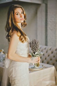 Hothouse Design Studio teamed up with Event Rentals Unlimited, Invision Events, Bridgestreet Gallery and Loft, & Tiffany Hughes Photography to bring you this beautiful shoot! e n j o y