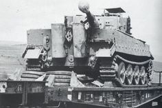 A look at the German heaviest tanks of World War II, the Tiger I, Tiger II King Tiger, and the Maus Panzer VIII. Tiger Ii, Ferdinand Porsche, Mg 34, Army Vehicles, Armored Vehicles, Rail Transport, Military Armor, Tiger Tank, Armored Fighting Vehicle