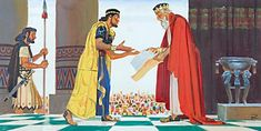 King Davids Palace | When his son Solomon became king, David handed over to him the plans ...