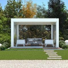 Wellness, Protections solaires, pergolas, piscines, mobilier de jardin Present Day, Wall Spaces, Construction, Doors, Outdoor Decor, House, Wellness, Concept, Life