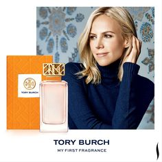 Classic, yet unexpected: Try Tory Burch's first fragrance #Sephora #perfume