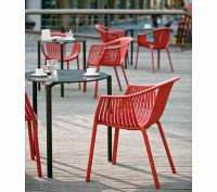 Tatami - lightweight & eco-friendly outdoor chair #eco #outdoorfurniture #contractfurniture #chairs