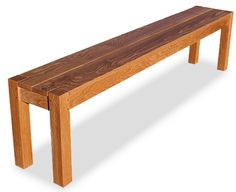 Superieur Split Bench By Heartwood Furniture
