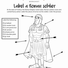 Free Bible worksheets for Kids. Have fun teaching your children more about the Bible. Romans For Kids, Bible For Kids, 4 Kids, Rome Activities, Bible Activities, Family Activities, Romans Bible, Bible Doctrine, Learn Hebrew Online