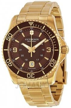 b1d42363ea4 Relógio Victorinox Maverick Swiss Army Quartz Brown Dial Men s Watch -  (241607)  Relógio  Victorinox
