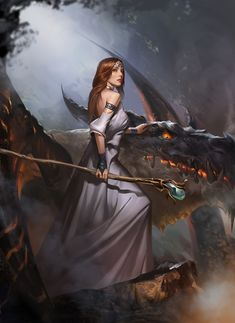spassundspiele: Medea by InRainn Chan - Arcadia Quest