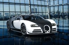the top ten most expensive cars in world  million limited edition bugatti veyron by mansory vivere