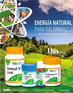 Energía Natural para tus animales