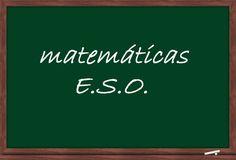 Materiales de matemáticas para la ESO I Pedro Castro Ortega